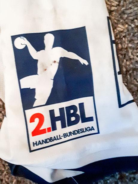 Trikotauktion Handball VfL Lübeck-Schwartau | Ärmel